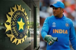 Icc T20 World Cup 2021 Bcci Receives Conflict Of Interest Complain On Ms Dhoni Being Mentor