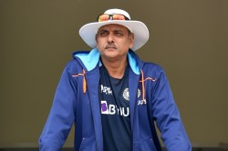 Ravi Shastri Statement On Testing Covid 19 Positive Amidst The England Test Series