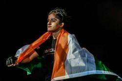 Women One Atomweight World Grand Prix Mma Fight Ritu Phogat Issues Warning Against Chinese Fighter