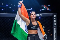 One Women Atom Weight Ritu Phogat Gains Huge Points In Mma Rankings Reached On 4th Spot