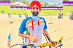 Tokyo 2020 Paralympics Archer Harvinder Singh Won Bronze Medal For India In Recurve Archery