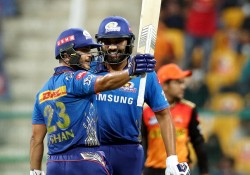 Ipl 2021 Mumbai Indians Out After Having A Lot Of Entertainment Ishan Kishan S Innings In Record