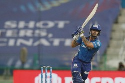Mi Vs Srh Ishan Kishan Broke His Own Record Of Fastest Fifty In Ipl Hits 8 Fours 2 Sixes To Slam