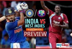 INDvsWI,1st ODI match preview: वनडे सीरीज में भी टीम इंडिया जीत से करेगी 'मेहमाननवाजी'
