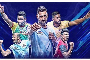 प्रो कबड्डी लीग 2019: जानिए टीम, मैच डिटेल, समय की जानकारी