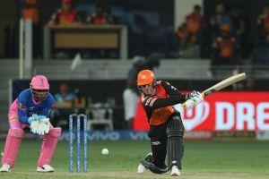हैदराबाद ने खराब किया राजस्थान का खेल, 7 विकेट से हराया