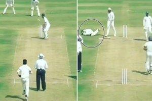 रणजी टीम का शर्मनाक व्यवहार, तड़पते बल्लेबाज की नहीं की मदद