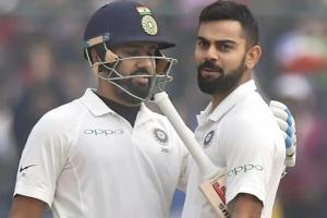 ICC टेस्ट रैंकिंग में रोहित शर्मा ने लगाई लंबी छलांग