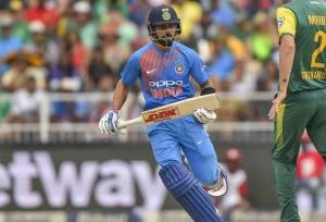 INDvsSA: पहले टी-20 में विराट को इसलिए बीच मैच में छोड़ना पड़ा मैदान