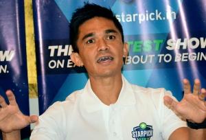 AFC Asian Cup: भारतीय फुटबॉल कप्तान सुनील छेत्री ने कहा- नहीं दोहराएंगे 2011 की गलती
