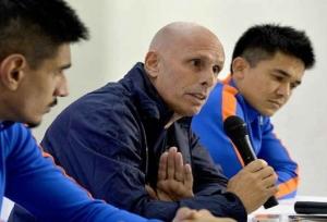 एशियन कप 2019: बहरीन से हारकर टूर्नामेंट से बाहर हुआ भारत, कोच कॉन्सटेन्टाइन का इस्तीफा