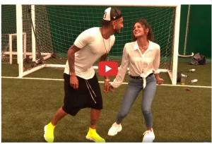 15 अगस्त पर अर्जेंटीना के स्टार फुटबॉलर ने किया 'बाजीगर ओ बाजीगर' गाने पर डांस, VIDEO