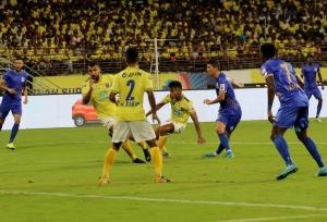 India Super League-6 : अमिने के गोल से मुंबई की विजयी शुरुआत