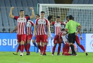 ISL-6: एटीके की शानदार जीत, विलियम्स और गार्सिया के दम पर हैदराबाद FC को 5-0 से हराया