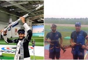 शूटिंग में भारत ने बनाया 15 टोक्यों ओलपिंक कोटे लेकर रिकॉर्ड, देखिए पूरी लिस्ट
