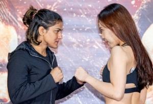 VIDEO : रितु फोगाट ने जीती MMA में पहली फाइट, बड़ी बहन ने दी बधाई