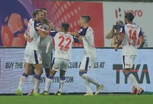 ISL 6 : जुआनन के गोल के दम पर अजेय रहते हुए शीर्ष पर पहुंचा बेंगलुरु एफसी