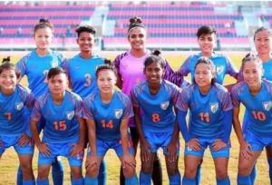 भारतीय महिला फुटबॉल टीम ने श्रीलंका को 6-0 से राैंदा