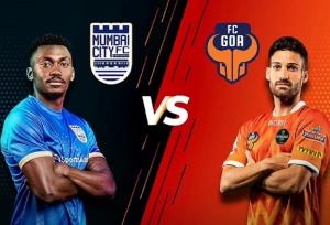 ISL 7 : मुंबई सिटी को चाहिए पहली जीत, गोवा के कोच का टीम पर पूरा ध्यान