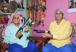 कोरोना से जिंदगी की लड़ाई हारी 'शूटर दादी', खेल जगत मे छाया मातम
