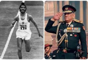 मिल्खा सिंह एक ऐसी विरासत छोड़ गए, जिसपर भारतीय सेना को गर्व होगा : बिपिन रावत