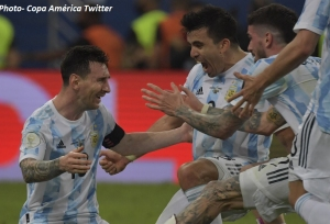 लियोन मेसी ने तोड़ा पेले का रिकॉर्ड, अर्जेंटीना को वर्ल्ड कप क्वालिफायर में जिताया