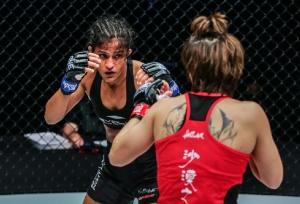 दुनिया के सबसे बड़े महिला MMA टूर्नामेंट के सेमीफाइनल में ऋतु फोगाट, जापानी रेसलर से होगा मुकाबला