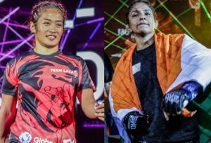 महिला MMA के सबसे बड़े टूर्नामेंट में बड़ा फेरबदल, सेमीफाइनल मैच से 3 दिन पहले बदली ऋतु फोगाट की विरोधी