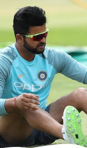 दोबारा टीम इंडिया की जर्सी देखकर भावुक हुए सुरेश रैना, कही ये बड़ी बात