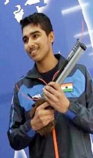 Asian Games 2018: 16 साल के सौरभ चौधरी ने साधा सोने पर निशाना, भारत को मिला एक और गोल्ड