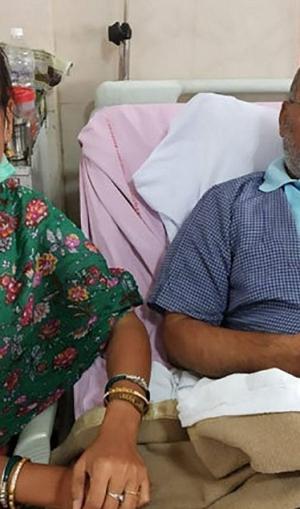 अचूक निशाना साधने वाले तीरंदाज लिंबा राम को हुई गंभीर बीमारी ने जवानी में कर दिया बूढ़ा