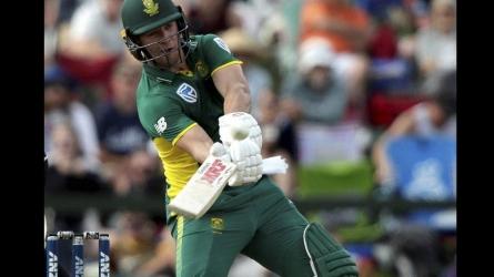 दक्षिण अफ्रीका पर चोट की मार, अब टी20 सीरीज से बाहर हुए एबी डिविलियर्स