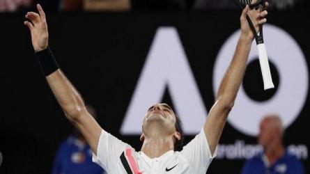 ऑस्ट्रेलियन ओपन जीते फेडरर, 20 ग्रैंड स्लैम जीतने वाले पहले पुरुष खिलाड़ी बने