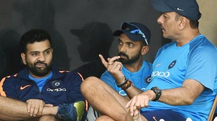टीम इंडिया ने की भारतीय खाने की मांग, हटाए गए दक्षिण अफ्रीकी शेफ