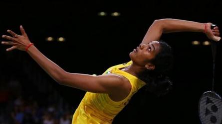 इंडिया ओपन: जीत के साथ सिंधु सेमीफाइनल में, साइना, प्रणीत और कश्यप हारे