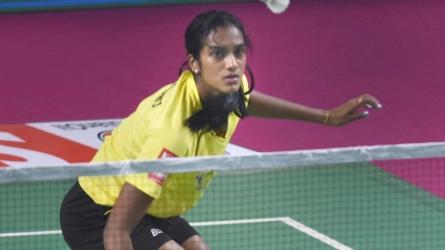 इंडिया ओपन बैडमिंटन के फाइनल में पहुंची पीवी सिंधु