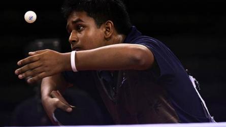 टेबल टेनिस टीम से बाहर हुए सौम्यजीत घोष, अस्थायी रूप से किए गए निलंबित