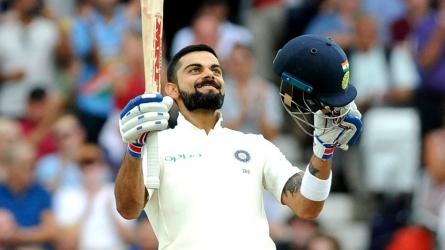नॉटिंघम टेस्ट : विराट के एक शतक से बने 11 रिकॉर्ड