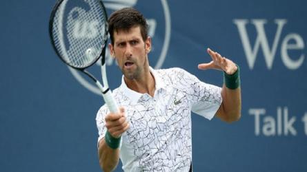 टेनिस: जोकोविच के मैच में बारिश न डाला खलल, फेडरर भी कोर्ट पर नहीं उतरे