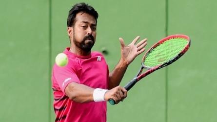 एशियन गेम्स 2018: भारत की उम्मीदों को करारा झटका, टेनिस स्टार लिएंडर पेस ने वापस लिया अपना नाम