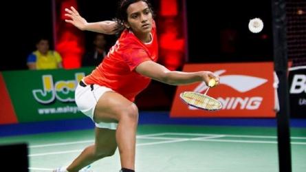 वर्ल्ड बैडमिंटन चैंपियनशिप: पीवी सिंधु पर एक बार फिर भारी पड़ी कैरिलोना मारिन, फाइनल में हराया