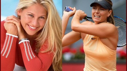Pics: टेनिस कोर्ट पर जलवा बिखेरने वाली इन महिला खिलाड़ियों की खूबसूरती की कायल है दुनिया