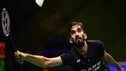 डेनमार्क ओपन: करियर में दूसरी बार दिग्गज लिन डैन को हराकर ,श्रीकांत क्वॉर्टर फाइनल में