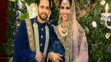 शादी के बाद साइना और कश्यप ने दी हैदराबाद में पार्टी , देखें Pics