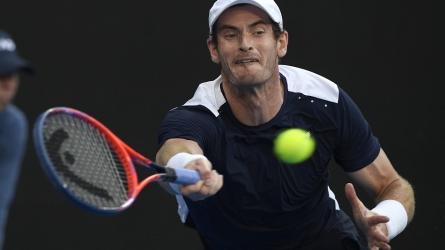 Australian Open: एंडी मरे हुए पहले ही दौर से बाहर, नडाल और फेडरर की आसान जीत