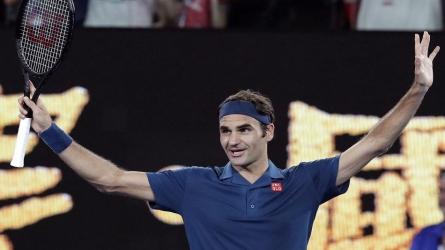 Australian Open: करियर में 63वीं बार ग्रैंडस्लैम के चौथे दौर में पहुंचे रोजर फेडरर