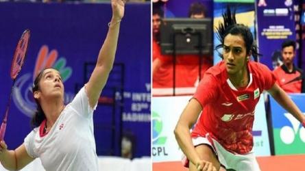 सिंगापुर ओपनः दूसरे दौर में पहुंची पीवी सिंधु और साइना नेहवाल, पुरुष डबल्स में निराशा