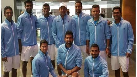 डेविड कप: 55 साल में पहली बार भारतीय टीम खेलने जाएगी पाकिस्तान