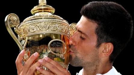 जोकोविच ने फेडरर को हराकर पांचवीं बार जीता विंबलडन खिताब