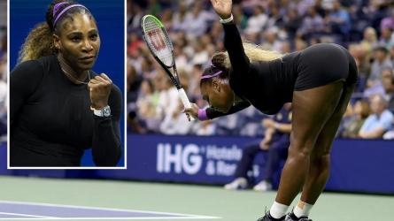 US Open : 24वें ग्रैंडस्लैम से एक कदम दूर सेरेना, 19 साल की खिलाड़ी से होगी खिताबी जंग